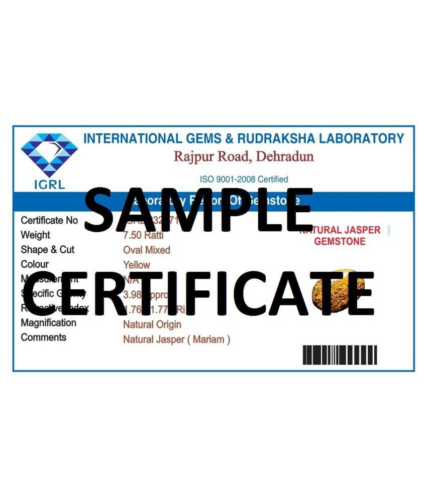 jesper certificate